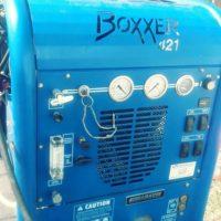 Used Hydramaster Boxxer 421 with Waste Tank